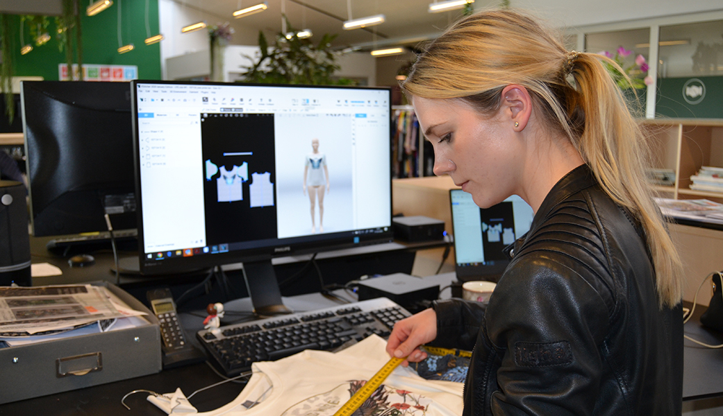 3D fashion Sourcing