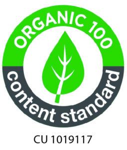 Organic 100 Logo